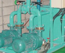 의료용 무균 압축공기 시스템